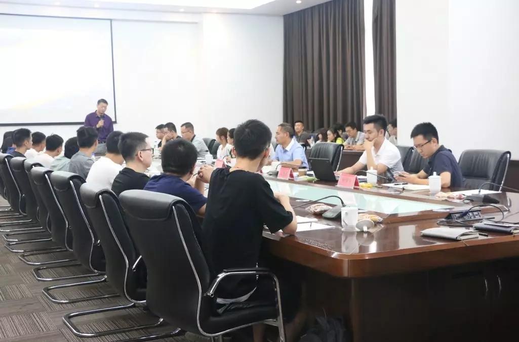 不忘初心,百炼成金——金筑财富2018年中会议顺利召开