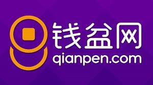 钱盆网logo