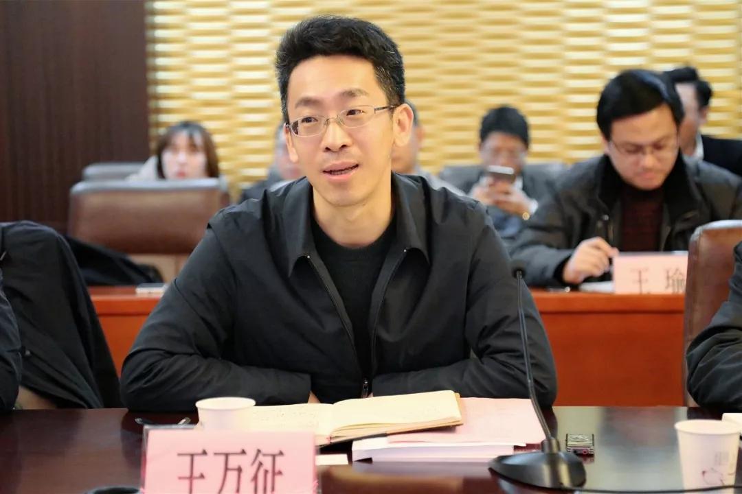 上饶市副市长王万征