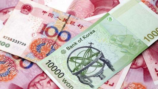 10000韩元是多少人民币?